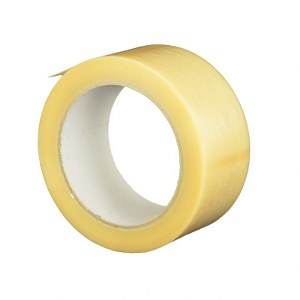 PVC Packaging Tape 48mm x 66m Clear Pack 36
