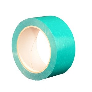 PVC Packaging Tape 48mm x 66m Green Pack 36