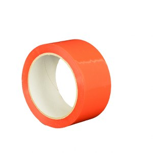 Hand Tape™ packaging tape 48mm x 66m Red