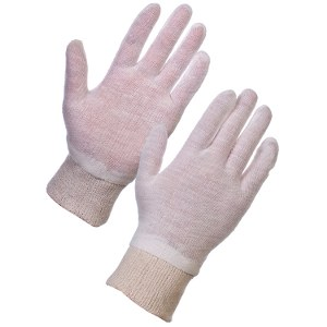 Protect™ Cotton Stockinette Liner Glove Pack 600